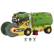 Teenage Mutant Ninja Turtles Micro Sweeper by Playmates
