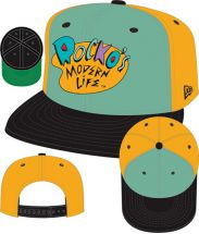 Rocko's Modern Life Large Bill Cap by New Era