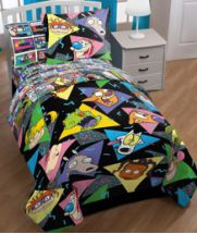 Nick '90s Twin Comforter by Jay Franco