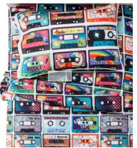 Nick '90s Twin Sheet Set by Jay Franco