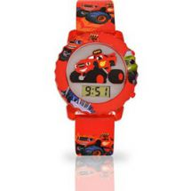 Blaze LCD Flashing 3D Watch by Accutime