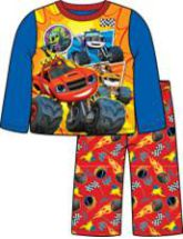 Toddler Long-Sleeve Pajama Set by GBG