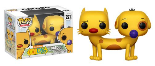 Nick '90s CatDog Pop! Vinyl Figure by Funko