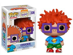 Nick '90s Chuckie Pop! Vinyl Figure by Funko