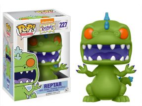 Nick '90s Reptar Two Pop! Vinyl Figure by Funko