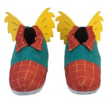 Nick '90s Hey Arnold! High Top Slippers by GroundUp