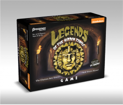 Legends of the Hidden Temple Board Game by Goliath
