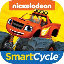 Smart Cycle Blaze Speed & STEM App by Mattel