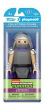 Teenage Mutant Ninja Turtles Collectible Shredder by Playmobile X Funko