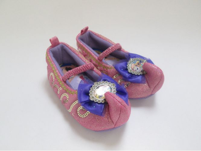 Shimmer and Shine Toddler Girls Flats with Straps by ACI