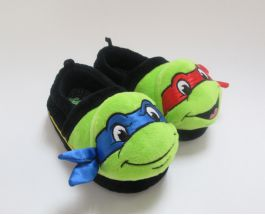 Teenage Mutant Ninja Turtles Toddler Boys Slippers by ACI