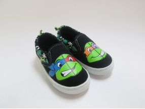 Teenage Mutant Ninja Turtles Toddler Boys Canvas Sneakers by ACI