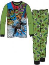 Teenage Mutant Ninja Turtles Big Boy Pajama Set by GBG