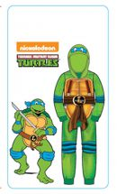 Teenage Mutant Ninja Turtles Toddler Boys Blanket Sleeper by GBG