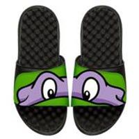 Teenage Mutant Ninja Turtles Flip Flops by ISlide